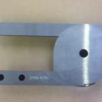 Serial Numbers on Aluminium part